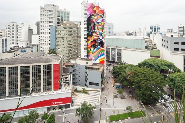Hommage à Oscar Niemeyer, architecte brésilien