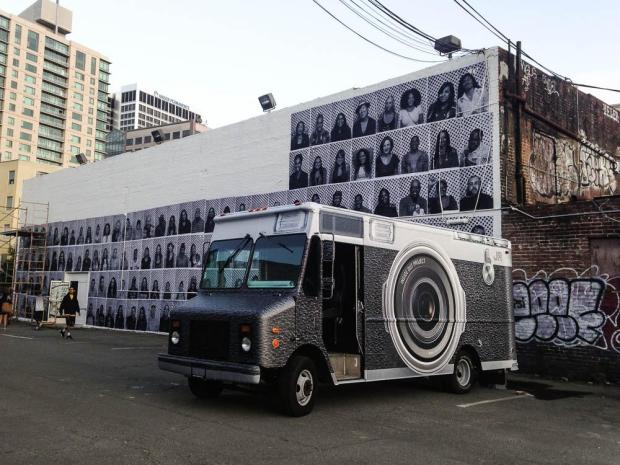 Le nouveau Photobooth truck