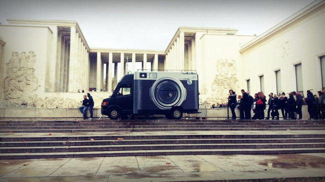 Photobooth truck - Paris Novembre 2013