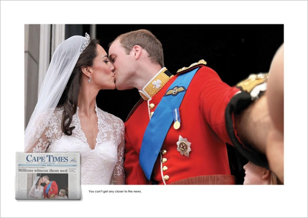 Le baiser royal