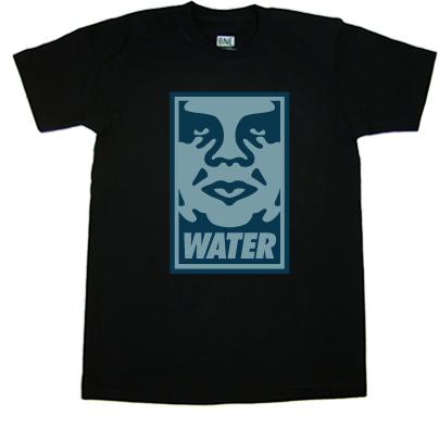 Tshirt BNE  X Shepard Farey