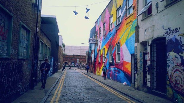 Bricklane - Londres