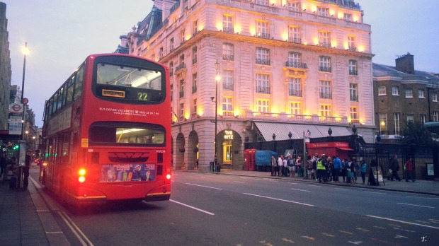 The Ritz - Londres