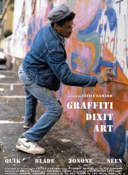 Graffiti Dixit Art - film de Cécile Gamard