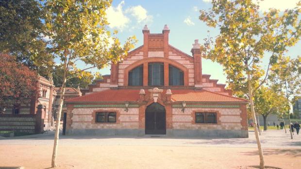 Ecole Carmen Arranz de la série Un, Dos, Tres