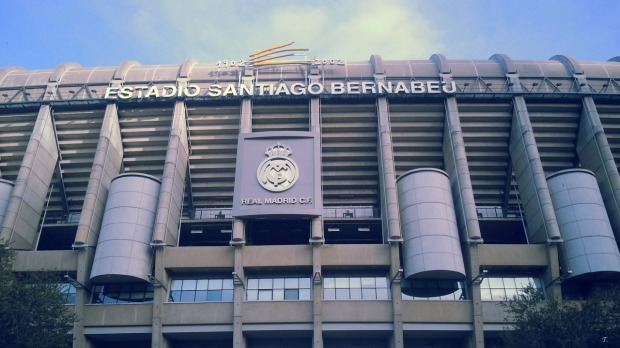 Estadio Santiago Bernabeu - Madrid