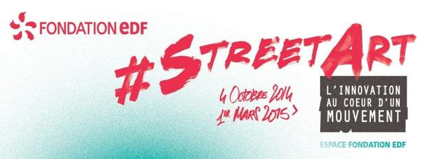 Exposition #StreetArt - Fondation EDF