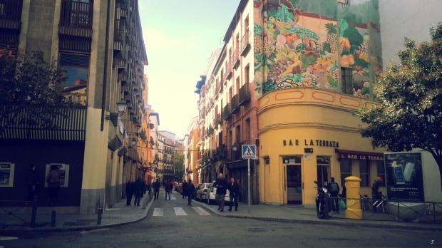 Rue Madrilène