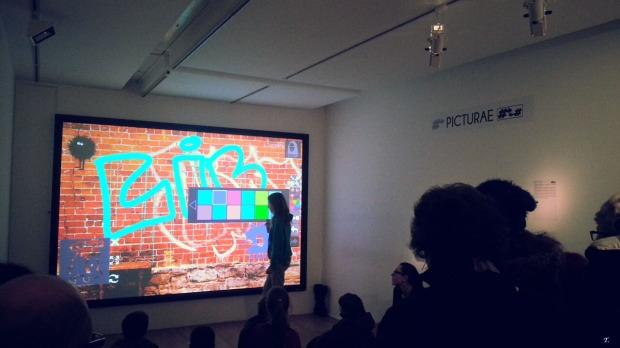"""""""Joue-la comme un graffeur"""" - atelier interactif"""