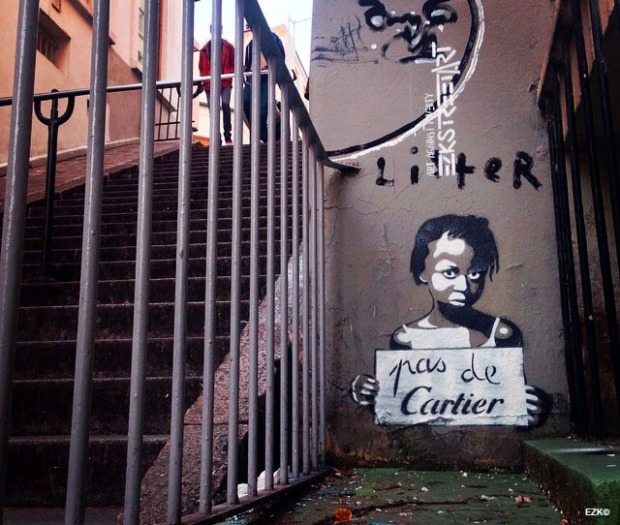 EZK - Pas de Cartier