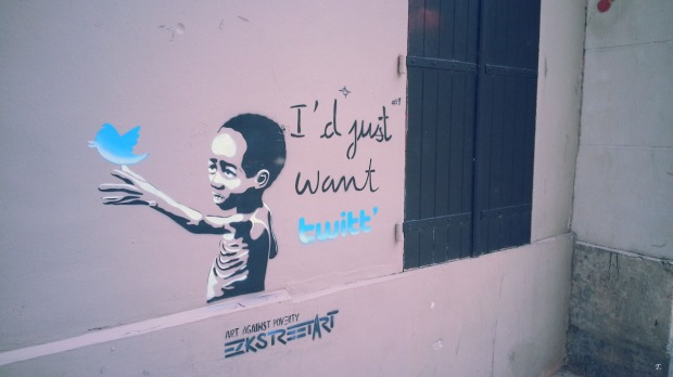 I'd just want twitt' - EZK