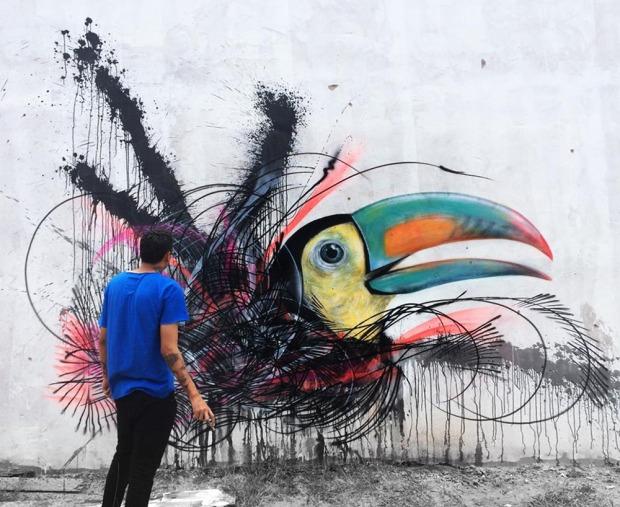 L7M - street art