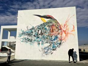 L7M - Ayia Napa Street Art Festival à Chypre
