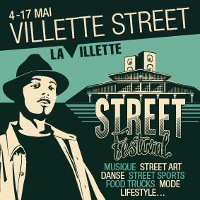 Villette Street Art Festival 2015