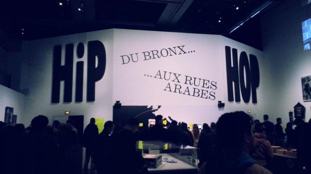 Hip-hop : du Bronx aux rues arabes