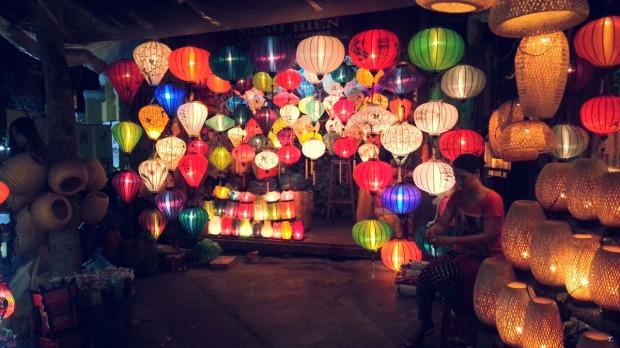 Lanternes - Hoi An