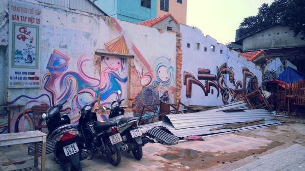 Street art - Hué