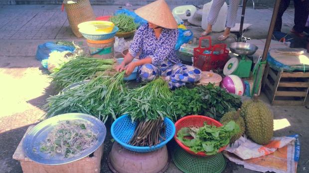 Marché Mekong