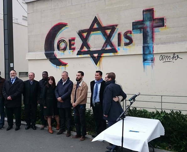 combo - inauguration coexist