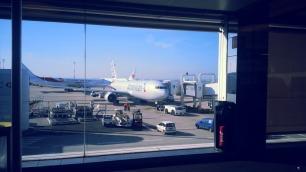 Départ - American Airlines