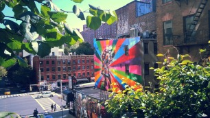 Eduardo Kobra - NYC