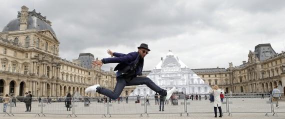 JR - Musée du Louvre