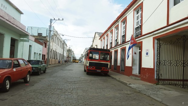 Autobus - Cuba